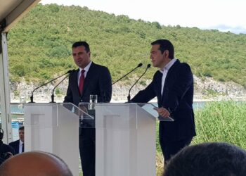Grecia y Macedonia firman un acuerdo que concluye un conflicto latente desde 1991