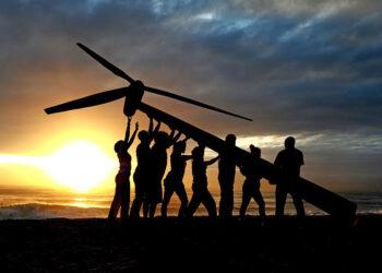 Greenpeace y la Fundación Fiare publican el primer mapa de iniciativas de participación ciudadana en energías renovables