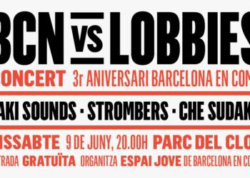 Neix el grup de joves de Barcelona En Comú per lluitar col•lectivament per una ciutat sense lobbies