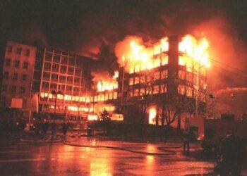 Acusan a OTAN de crímenes en Serbia en 1999