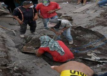 Aumenta a 109 los muertos por erupción del volcán de Fuego