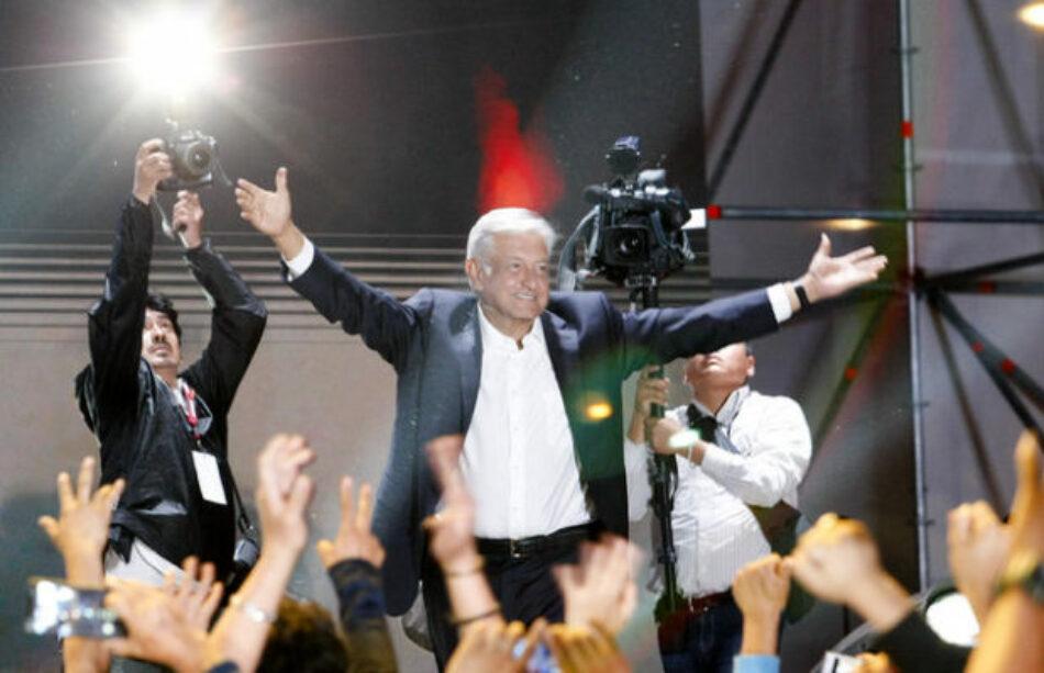 México. Conteo final: AMLO obtuvo más de 30 millones de votos, con el 53,17 por ciento del sufragio