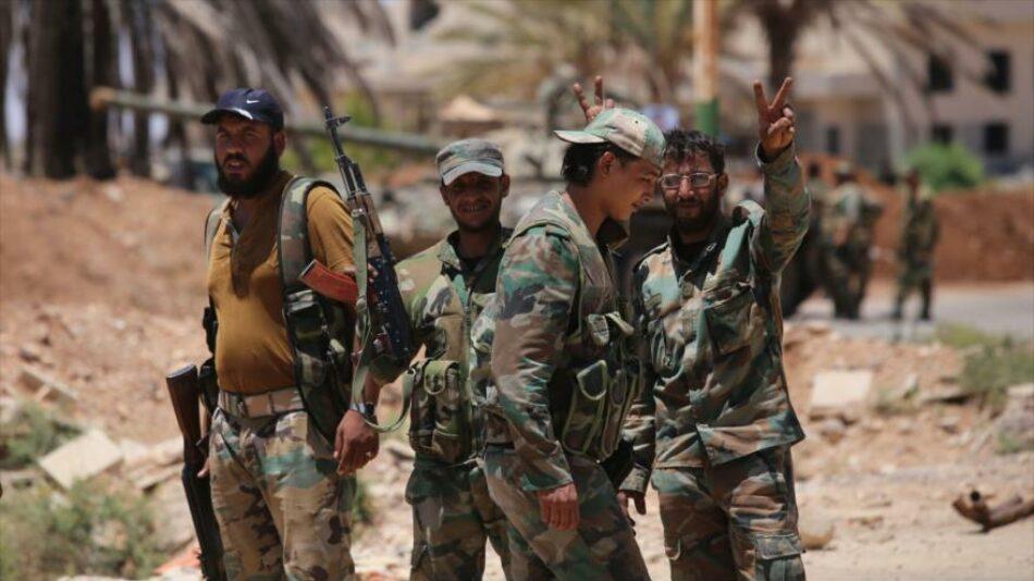 Cuba apoya lucha antiterrorista siria y aboga por reforzar lazos