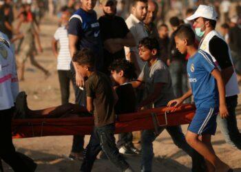Asciende a 155 cifra de palestinos muertos en Marchas del Retorno