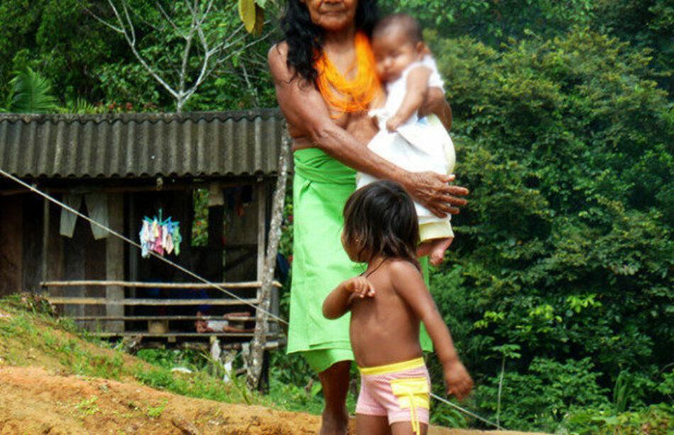 Colombia. Pueblos Indígenas: 121 familias están confinadas por paramilitares
