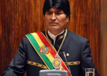 Bolivia. Evo Morales repudió campaña de desprestigio a su gobierno