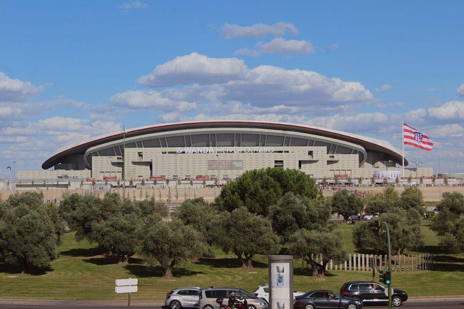 El TSJM anula la modificación puntual del plan urbanístico de Madrid que afecta al estadio del Atlético de Madrid