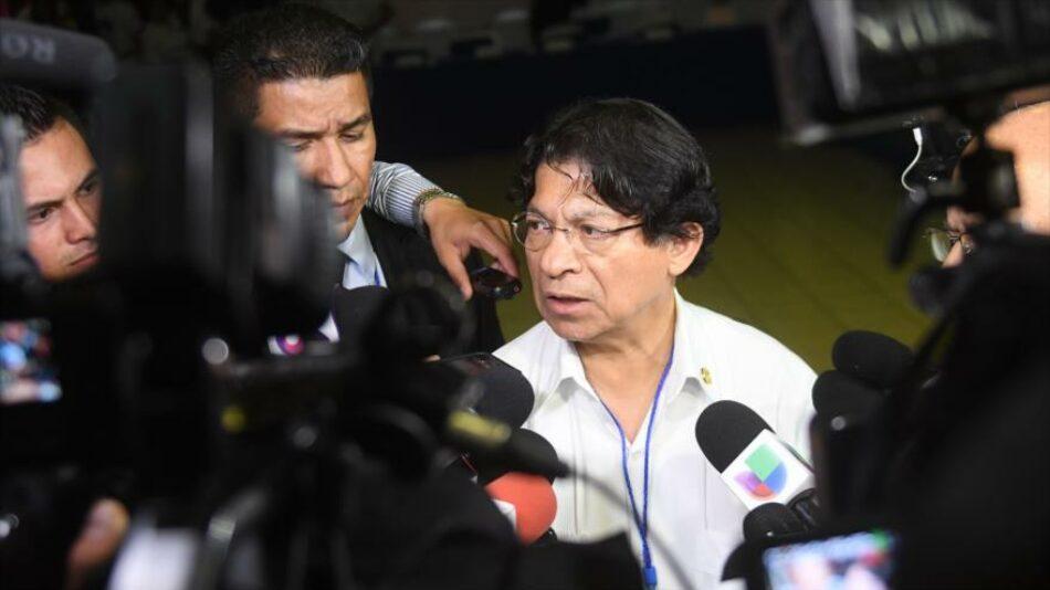 Nicaragua reclama a la OEA que condene 'terrorismo de la derecha'