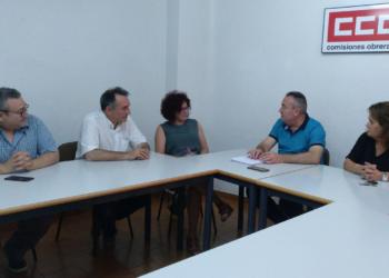 El PCE llama a defender el acuerdo para la subida de salarios e insta al Gobierno del PSOE a garantizarlo por ley