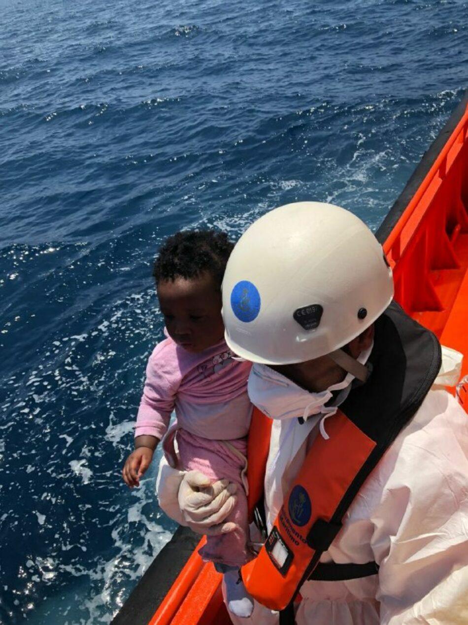 CGT solicita una reunión con el ministro de Fomento para tratar las condiciones actuales en Salvamento Marítimo