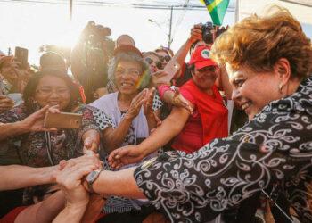 Brasil. Dilma reafirma su candidatura al Senado por el estado de Minas Gerais