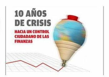 """ATTAC presenta en Valencia """"10 años de crisis. Hacia un control ciudadano de las finanzas"""""""