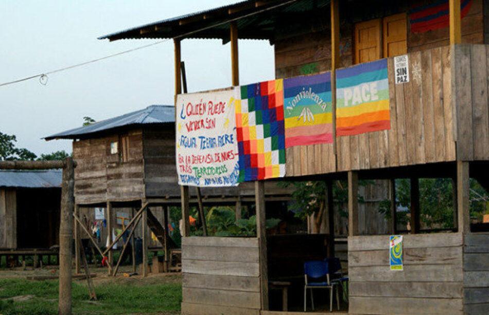 Colombia. Comisión de Justicia y Paz: Hay un plan para asesinar líderes en Chocó