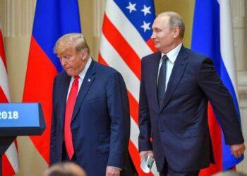 TrumPutin: La crisis de hegemonía en Washington que se proyecta sobre el mundo