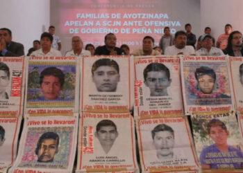 """México. Familiares de Ayotzinapa reclaman a la Justicia """"resistir"""" a presiones del Ejecutivo y piden reunión con AMLO"""