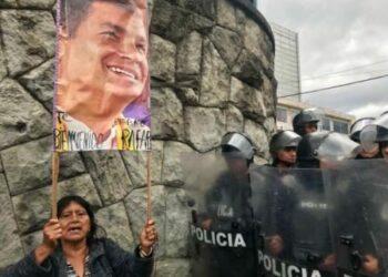 Ecuador. ¿Por qué tanto odio contra Rafael Correa?