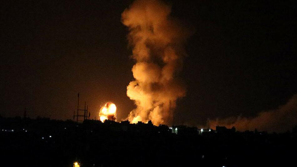 Un nuevo bombardeo israelí a Gaza se salda con al menos cuatro muertos