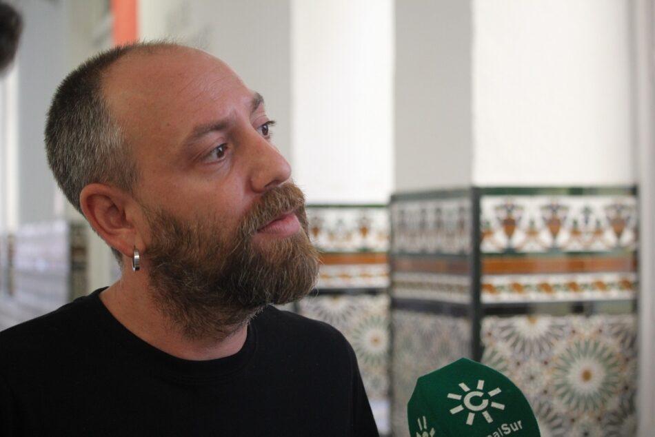 El secretario general del PCA celebra el incremento de la militancia comunista en Andalucía