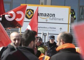 El bloqueo de Amazon aboca a la huelga en el Prime Day