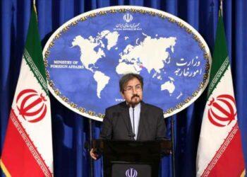 Irán denuncia injerencia de EE.UU. y rechaza amenazas