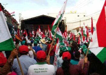 La Caravana contra el Hambre recorre Brasil en rechazo a políticas de Temer
