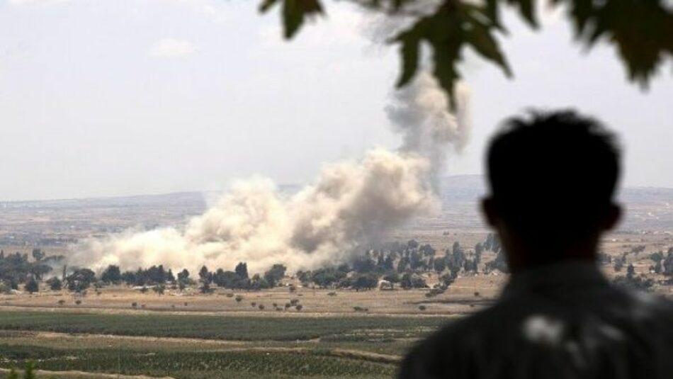 Siria condena evacuación criminal de Cascos Blancos por Israel