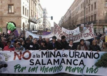 El polémico trato de la Junta de Castilla y León a una multinacional minera