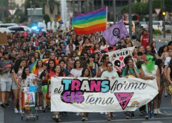 Marea Arcoíris denuncia dos agresiones por orientación sexual durante la semana de celebración del Orgullo LGTBI en La Rioja
