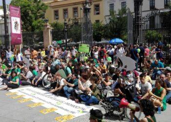 Los ataques del Rector de la Universidad de Sevilla contra el profesorado aseguran un septiembre conflictivo