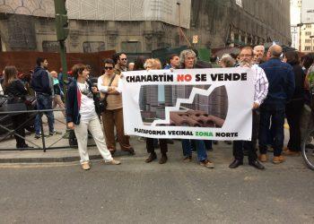 Reclaman a ADIF que haga públicos los documentos de la Operación Chamartín