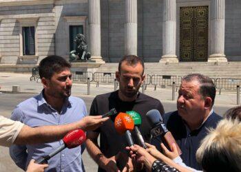 """IU reclama al Gobierno del PSOE que """"apriete más"""" a la Administración Trump en el tema de la aceituna de mesa para revertir los aranceles que ponen en peligro al sector"""