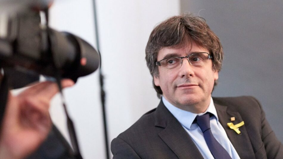 """Garzón valora que extraditar sólo por malversación a Puigdemont como marca un tribunal alemán deja en evidencia los """"excesos judiciales"""" del juez Llarena"""