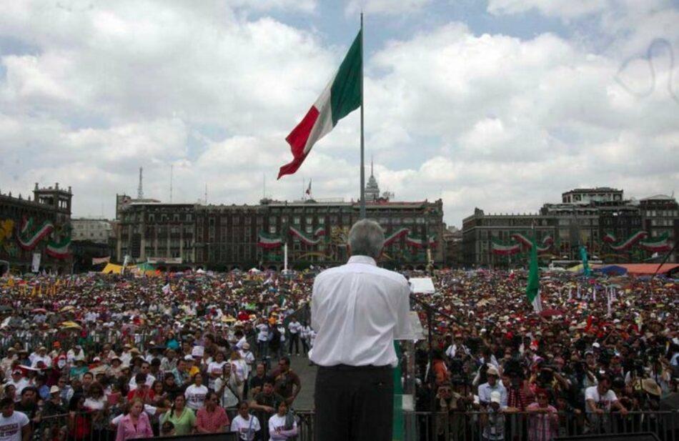 Catalunya en Comú celebra la victòria d'Andrés Manuel López Obrador a Mèxic