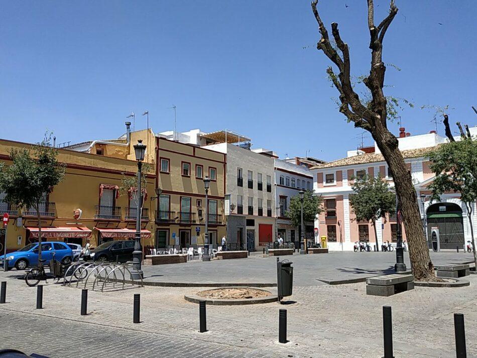 """Movimientos Sociales de Sevilla denuncian las medidas """"anti-indigentes"""" del Ayuntamiento"""