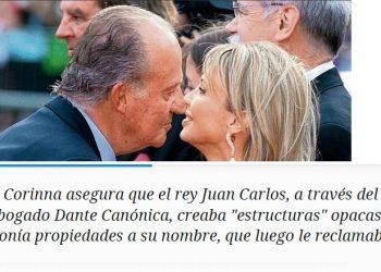 Garzón ultima varias iniciativas para que Sanz Roldán y Robles detallen en la comisión de secretos oficiales qué datos tienen sobre la actividad de Juan Carlos que desvela su 'amiga entrañable'