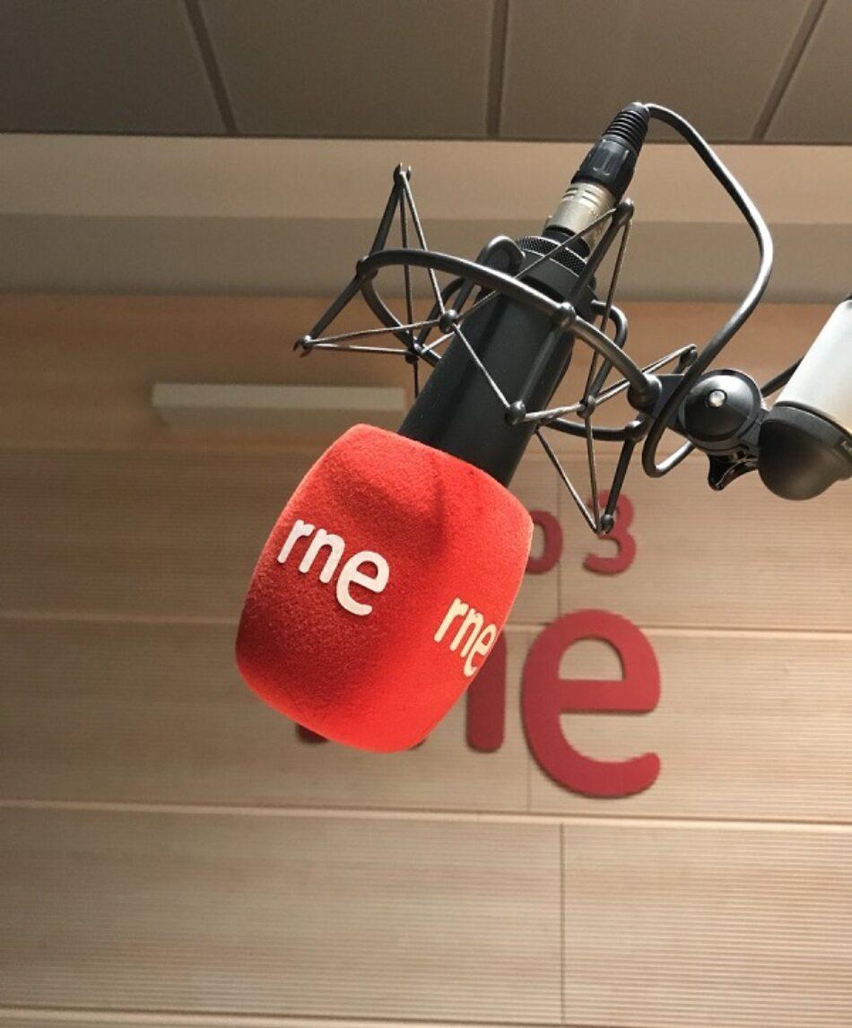 Condenada Radio Nacional de España (RNE) por mantener a cinco corresponsales locales en precario y fuera de plantilla
