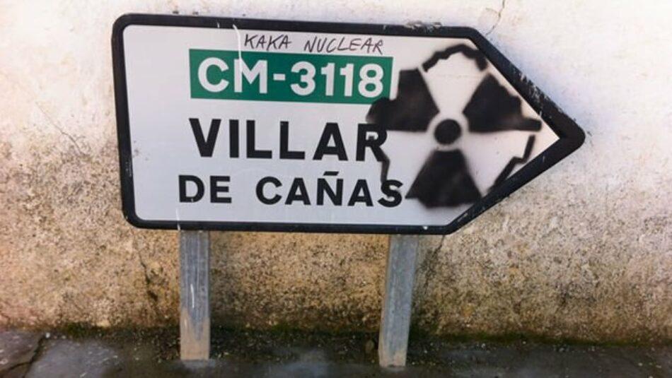 Ecologistas en Acción y el Movimiento Ibérico Antinuclear celebran la paralización del ATC de Villar de Cañas