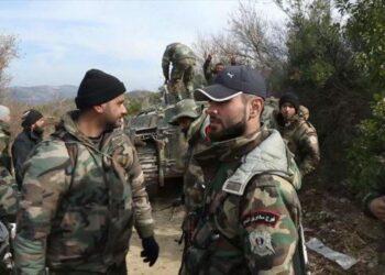 Ejército sirio recupera toda la frontera con Jordania