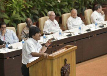 Bolivia denuncia la injerencia de una congresista estadounidense