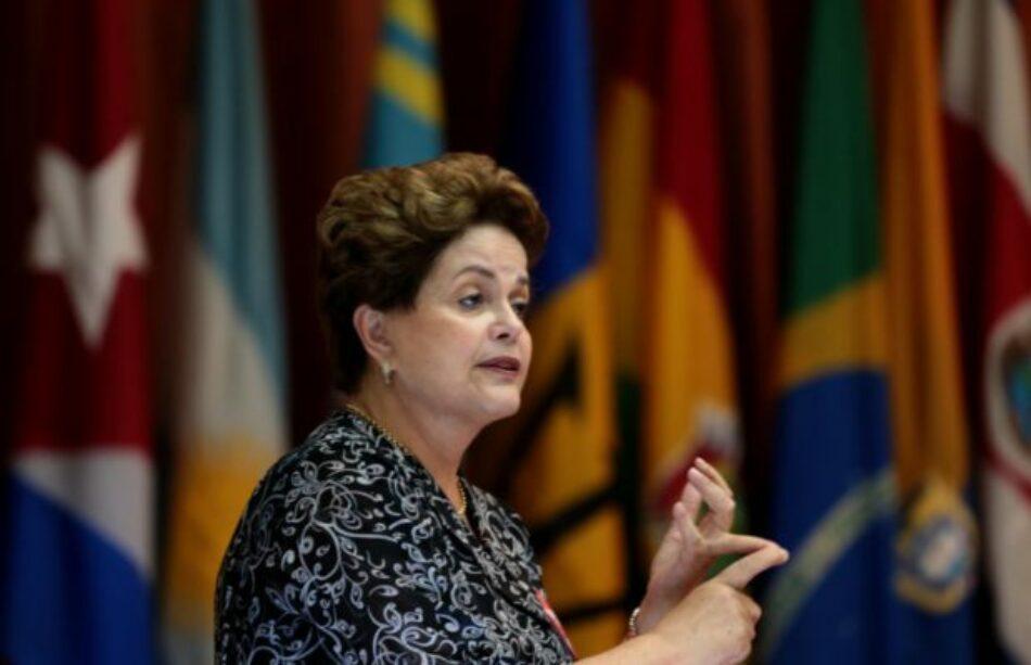 """Dilma Rousseff: """"Lula es un prisionero político"""""""
