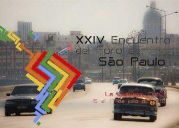 Comienza en La Habana encuentro anual del Foro de Sao Paulo