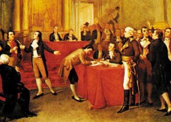 Texto del Acta Solemne de la Independencia de Venezuela firmada el 5 de julio de 1811