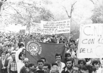 La huelga del 78: Andamios de esperanza