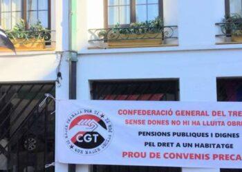 CGT anuncia el inicio de su actividad sindical en la isla de Ibiza