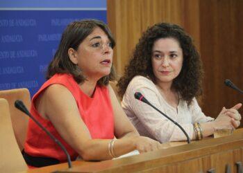 Elena Cortés señala que es «imprescindible» superar la brecha de género en las pensiones, que roza el 38% en Andalucía