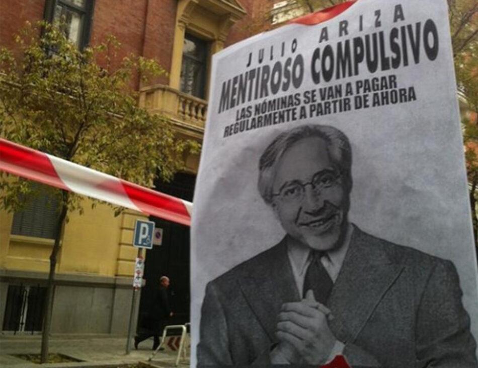 """Denuncian un ERE encubierto en el digital ultraderechista """"La Gaceta"""""""