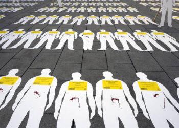 PCE: «Las masacres no cesan en Colombia, la comunidad internacional no puede seguir ignorándolas»