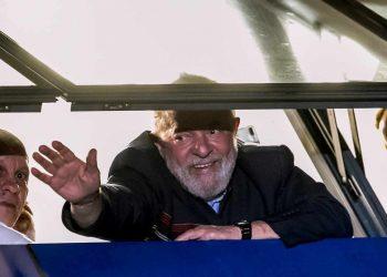 Tribunal Regional de Porto Alegre ordena la liberación inmediata de Lula da Silva