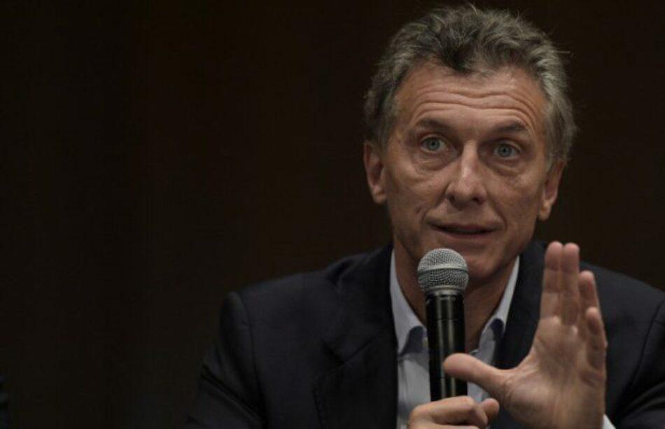Argentina: Macri aprueba fusión de medios y da poder absoluto a Grupo Clarín