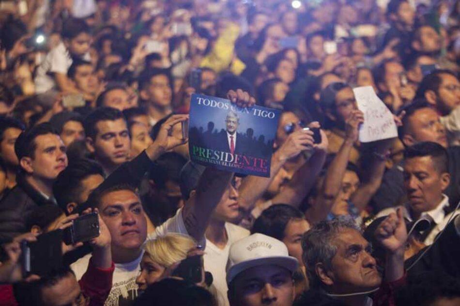 Andrés López Obrador, la esperanza de México